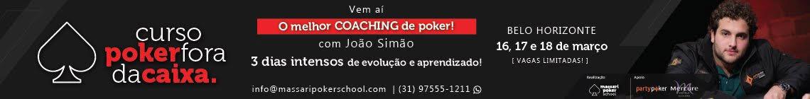 Curso Poker Fora da Caixa - com João Simão