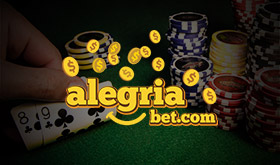 O Poker chegou ao AlegriaBet
