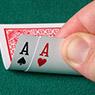 Quando largar par de ases - Tome a decisão correta/CardPlayer.com.br