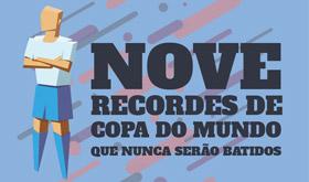 Nove recordes da Copa do mundo que nunca serão batidos/CardPlayer.com.br