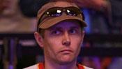 David Balkin comemora, mas não percebe que perdeu/CardPlayer.com.br