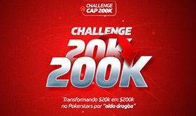 Blog Challenge CAP: Transformando $20k em $200k no PokerStars