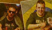 O bracelete de Alexandre Gomes/CardPlayer.com.br