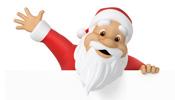 É Natal!/CardPlayer.com.br