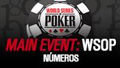 Veja os números do Main Event da WSOP/CardPlayer.com.br