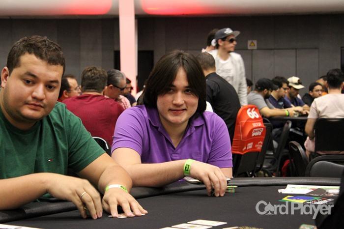Dante Goya (BSOP Millions) /CardPlayer.com.br