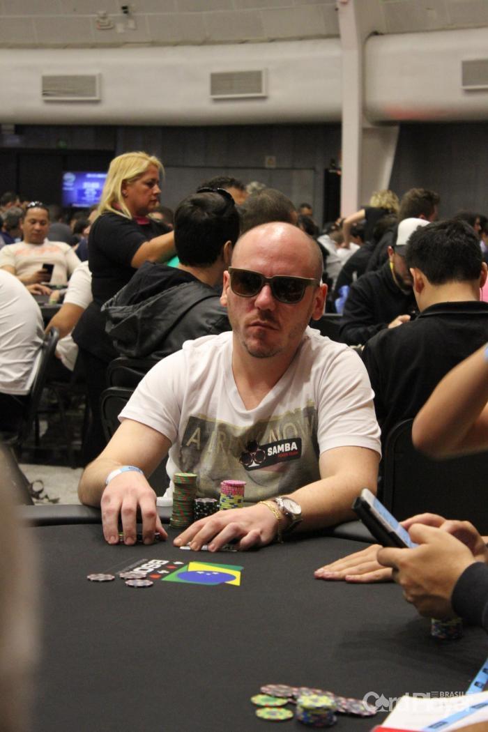 Guilherme Cheveau (BSOP Millions) /CardPlayer.com.br