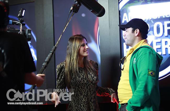 Ed Angelis em entrevista (Americas Cup 2010) /CardPlayer.com.br