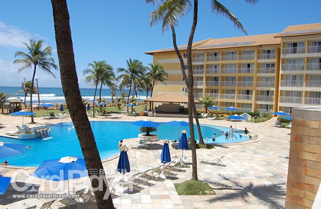Hotel em Salvador onde foi realizado o torneio (BSOP 2010 - 9ª Etapa (Salvador/BA)) /CardPlayer.com.br