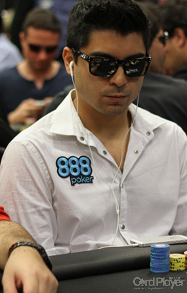 Bruno Kawauti (BSOP Millions Main Event - Dia 2) /CardPlayer.com.br