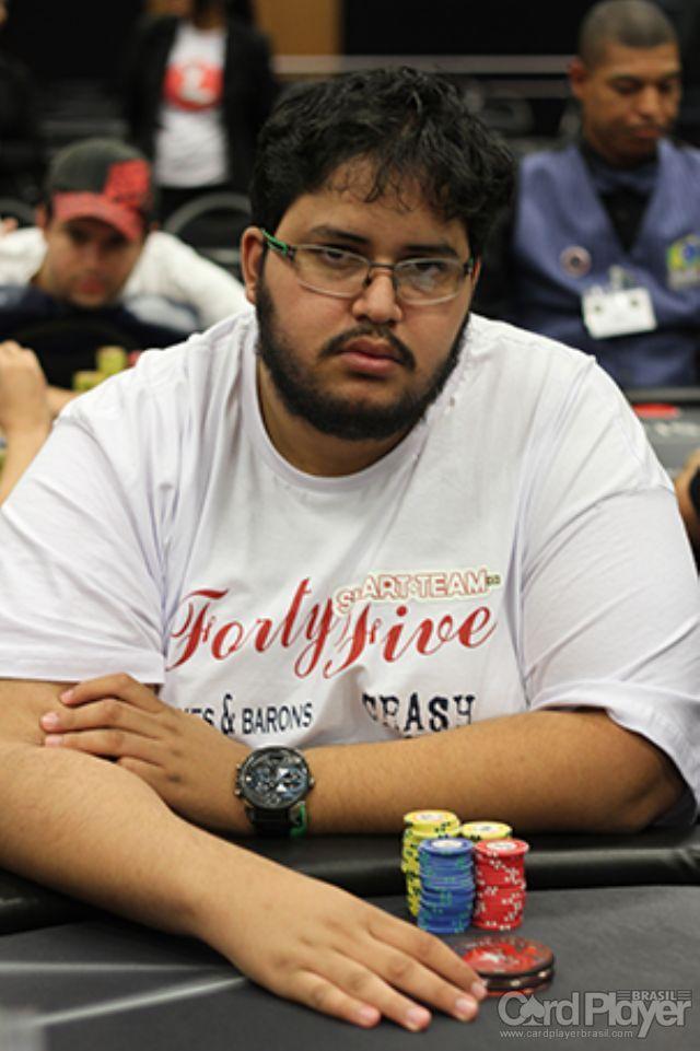 Fernando Viana (BSOP Millions - Main Event Dia 3) /CardPlayer.com.br