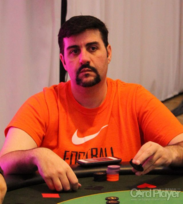 Fernando Grow (Gran Final Millonaria do Conrad - Dia 1A) /CardPlayer.com.br