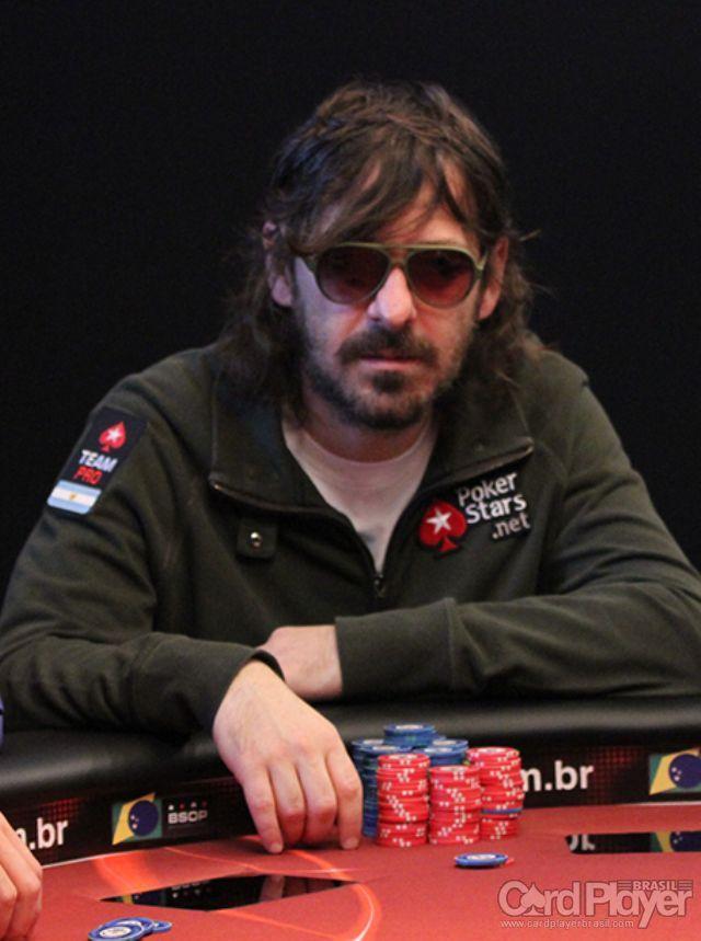 Leo Fernandez (Decisão do SHR do BSOP Millions) /CardPlayer.com.br