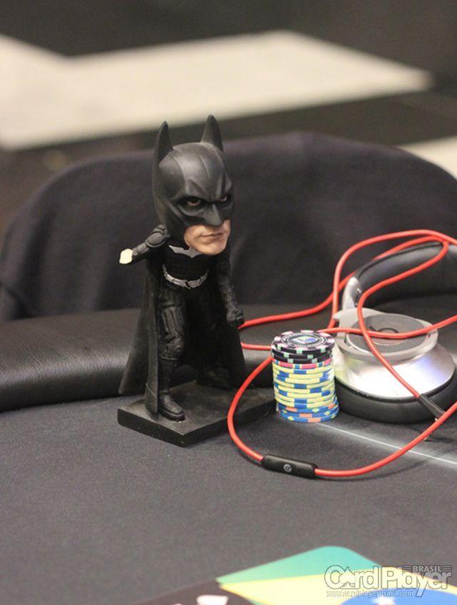 Batman (100K Turbo do BSOP Millions) /CardPlayer.com.br