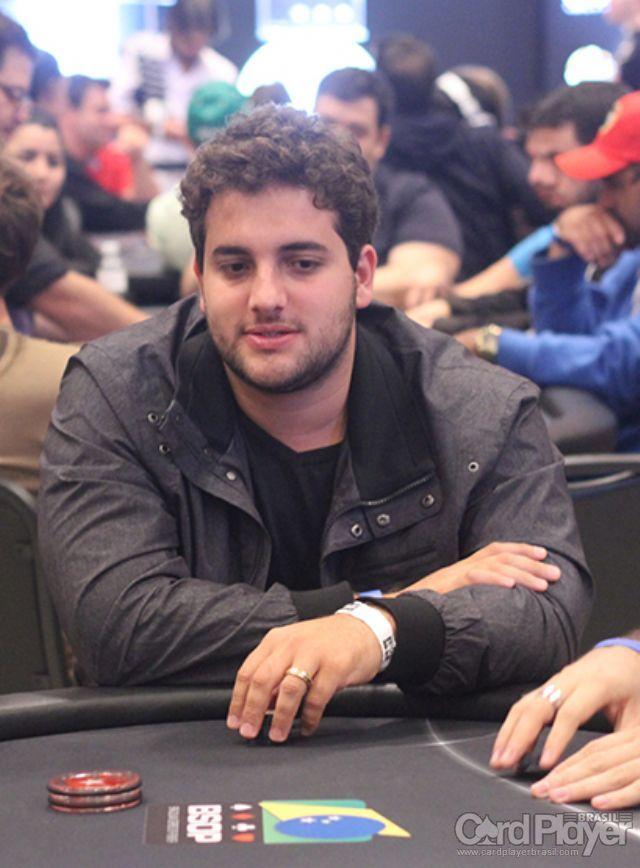 João Simão (100K Turbo do BSOP Millions) /CardPlayer.com.br