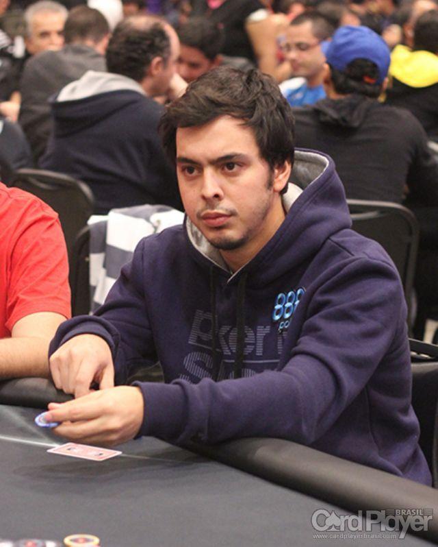 Nicolau Villa-Lobos (100K Turbo do BSOP Millions) /CardPlayer.com.br