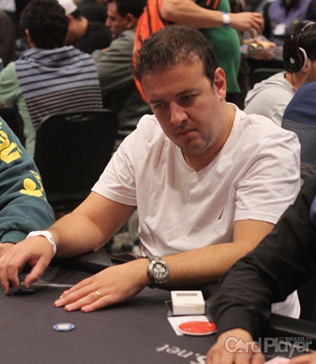 Alê Gomes (100K Turbo do BSOP Millions) /CardPlayer.com.br
