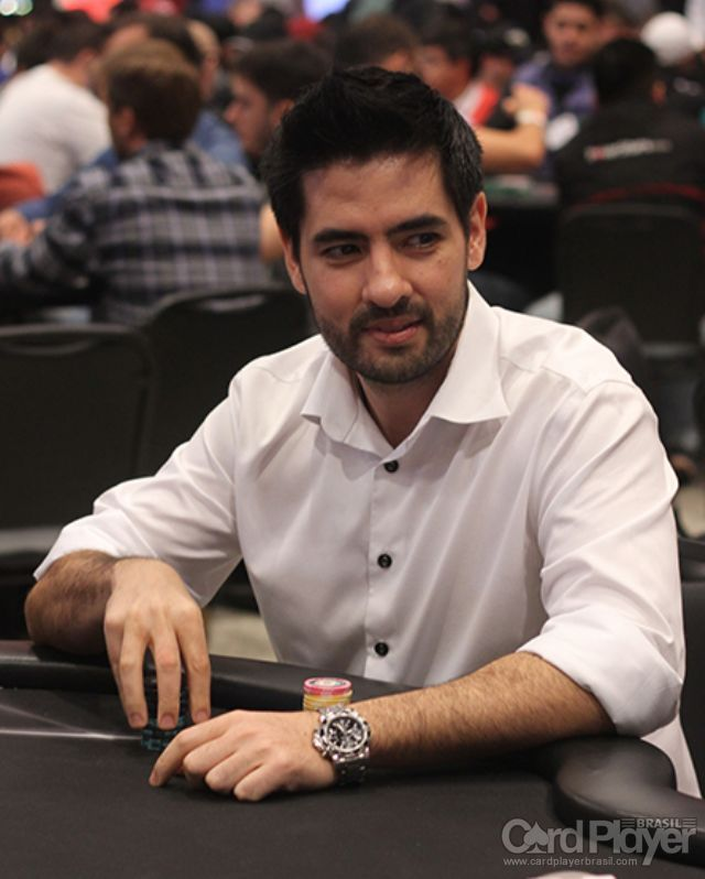 Thiago Decano (100K Turbo do BSOP Millions) /CardPlayer.com.br