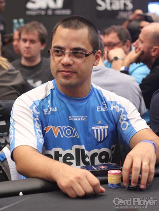 Thiago Napoleão (100K Turbo do BSOP Millions) /CardPlayer.com.br