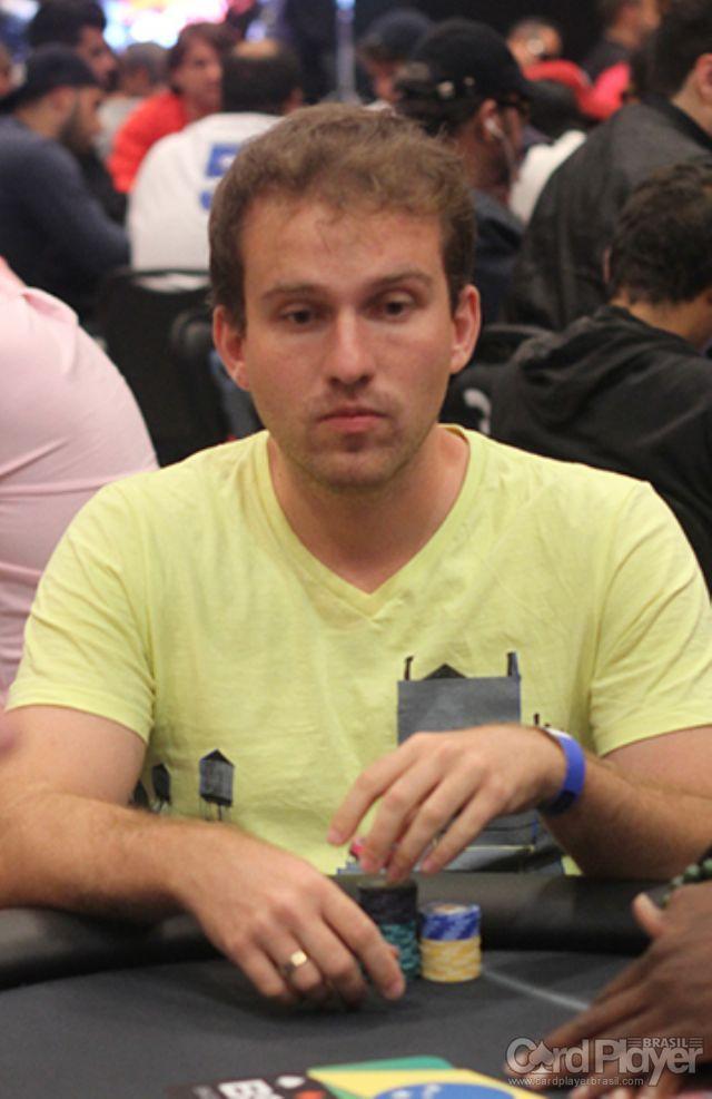 Andrey Luis (100K Turbo do BSOP Millions) /CardPlayer.com.br