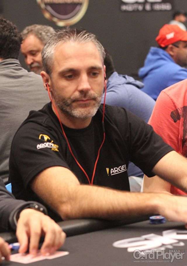 Damian Salas (100K Turbo do BSOP Millions) /CardPlayer.com.br