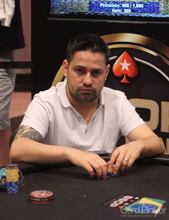 Alex Gelinski (100K Turbo do BSOP Millions) /CardPlayer.com.br