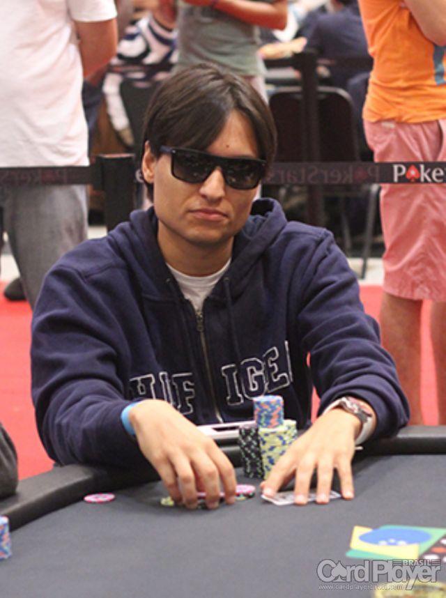 Fernando Araújo (Main Event BSOP Millions Dia 2) /CardPlayer.com.br
