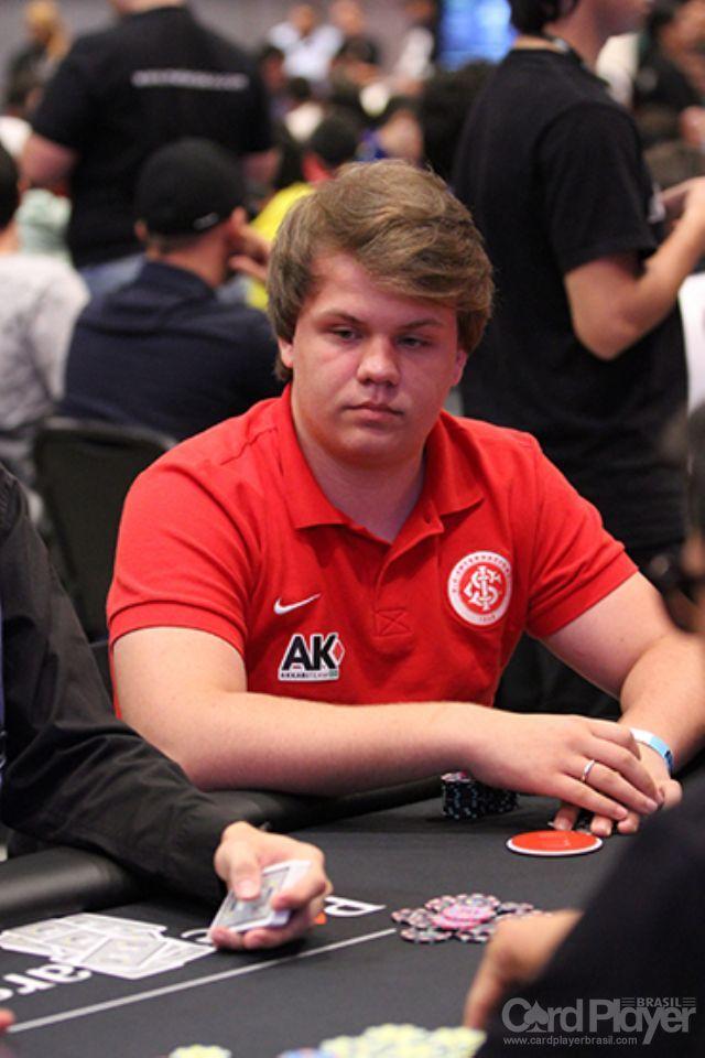 Julio Steffen (Main Event BSOP Millions Dia 2) /CardPlayer.com.br