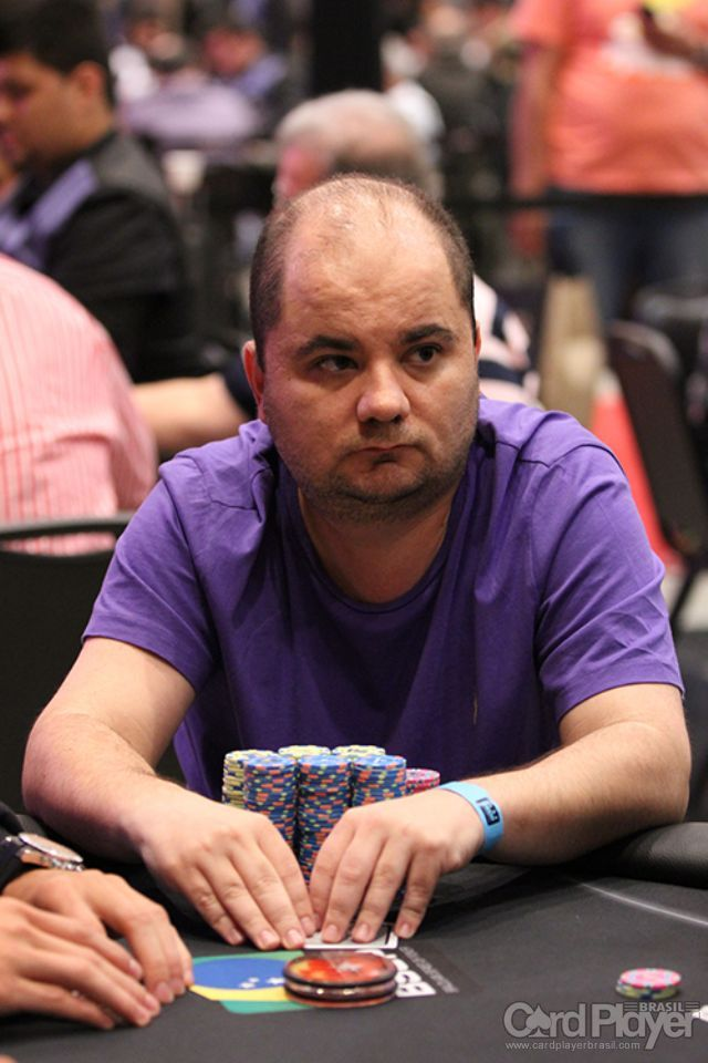 Firula (Main Event BSOP Millions Dia 2) /CardPlayer.com.br