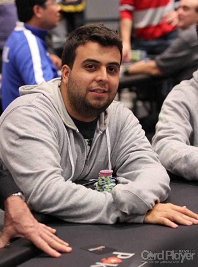 Murilo Ruinz (Main Event BSOP Millions Dia 2) /CardPlayer.com.br