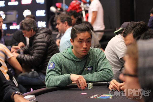 Renato Kaneoya. (Main Event BSOP Millions Dia 2) /CardPlayer.com.br