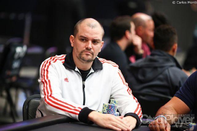 Rafael Caiaffa (Main Event BSOP Millions Dia 3) /CardPlayer.com.br
