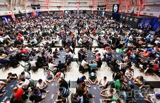 (Main Event BSOP Millions Dia 3) /CardPlayer.com.br