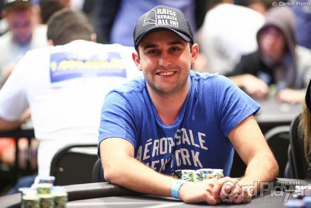 Marcelo Fonseca (Main Event BSOP Millions Dia 3) /CardPlayer.com.br