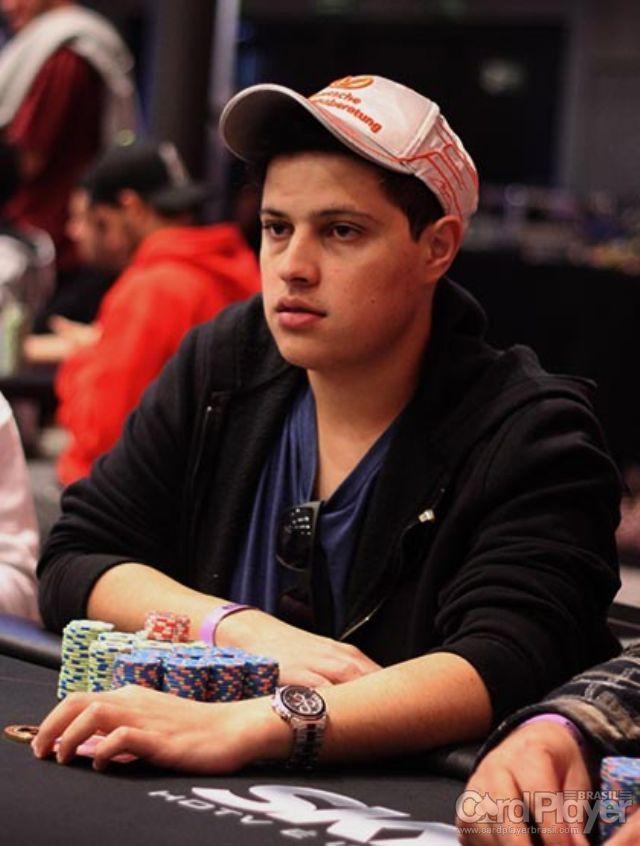 Affif Prado (Main Event BSOP Millions Dia 3) /CardPlayer.com.br