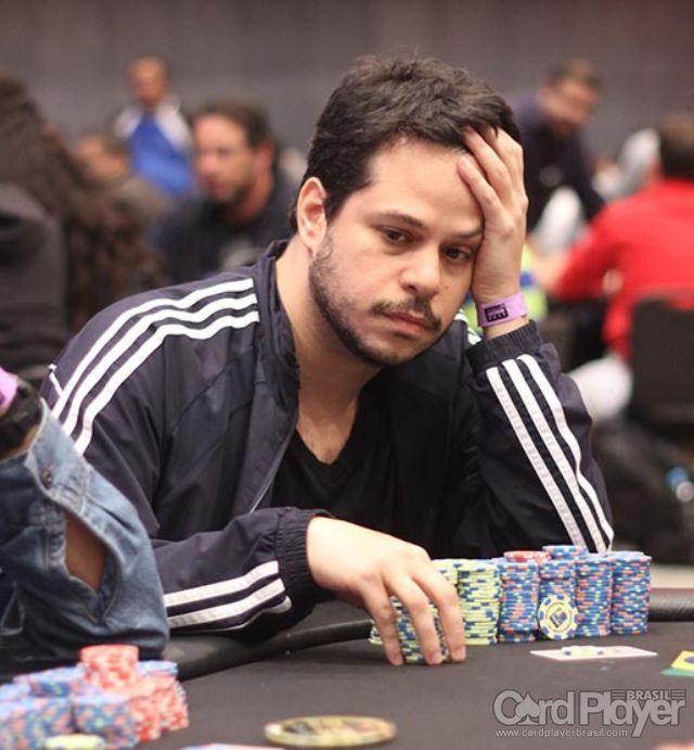 Raul Oliveira (Main Event BSOP Millions Dia 3) /CardPlayer.com.br