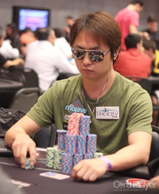 Stevam Wu (Main Event BSOP Millions Dia 3) /CardPlayer.com.br