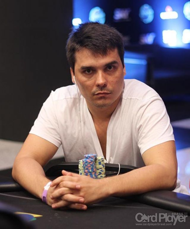 Christian Kruel (Main Event BSOP Millions Dia 3) /CardPlayer.com.br