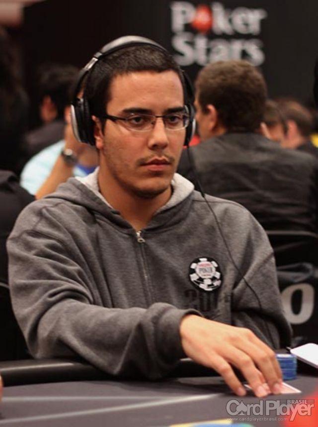 Luis Eduardo Garla (Dia 1 do High Roller do BSOP Millions) /CardPlayer.com.br