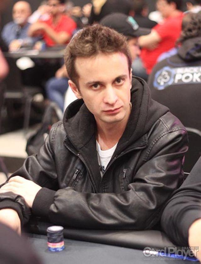 Leonardo Martins (Dia 1 do High Roller do BSOP Millions) /CardPlayer.com.br