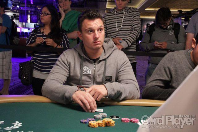 Sam Trickett (Evento 2 da WSOP 2014) /CardPlayer.com.br