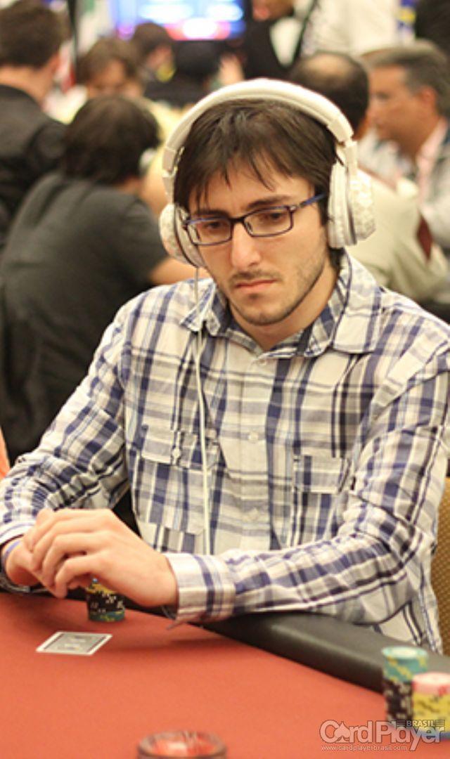 Ivan Martins (BSOP Brasília - Dia 1A) /CardPlayer.com.br