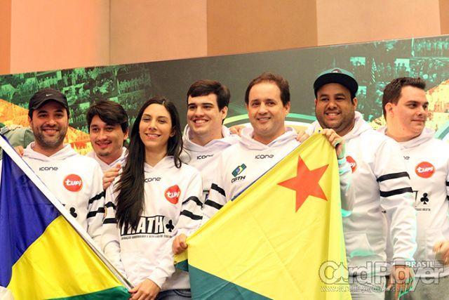 Os campeões de Rondônia/Acre (Campeonato Brasileiro por Equipes 2015  ) /CardPlayer.com.br