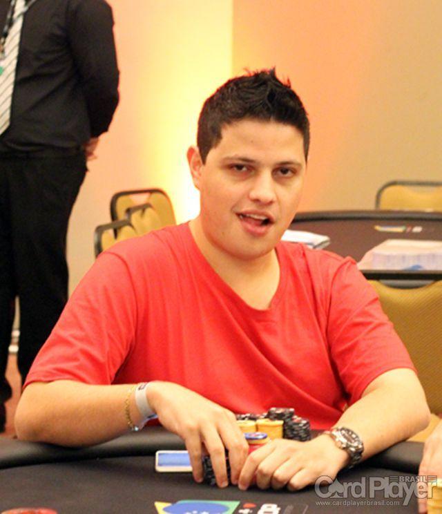 Affif Prado (Dia 1 do BSOP Brasília) /CardPlayer.com.br