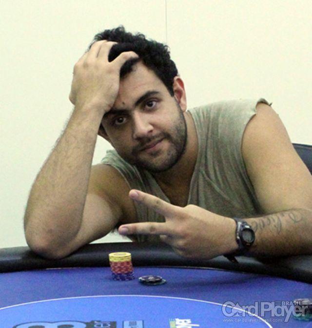 Caio Pimenta (Minas Poker Series) /CardPlayer.com.br