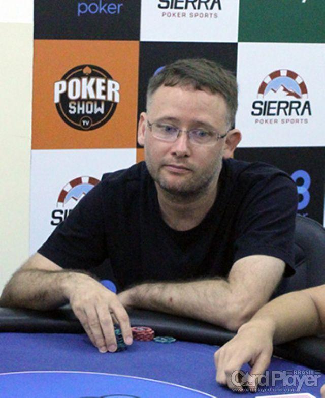 Alexandre Gamis (Minas Poker Series) /CardPlayer.com.br