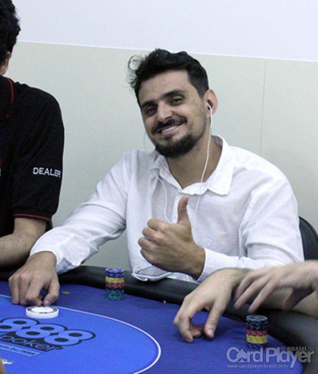 Diego Lopes (Minas Poker Series) /CardPlayer.com.br