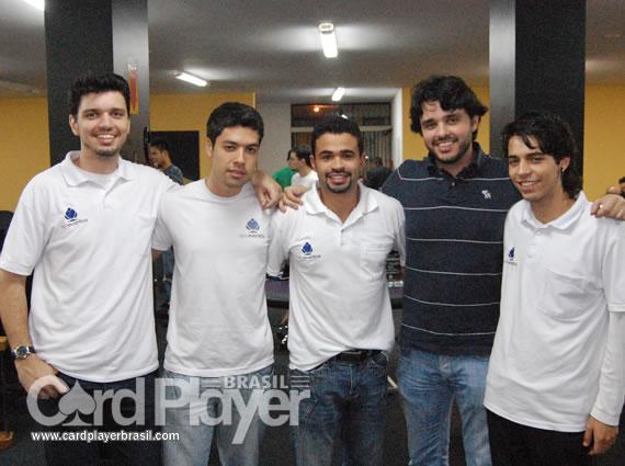 Equipe ABC Eventos (I Desafio Nacional de Heads-up) /CardPlayer.com.br