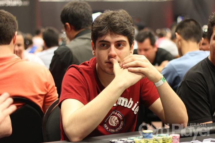 "Matheus ""Yattago"" Dahdah forra pesado no Evento 51 da Turbo Series/CardPlayer.com.br"