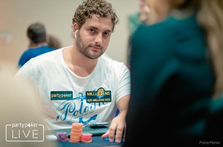 João Simão forra pesado no partypoker e no PokerStars/CardPlayer.com.br